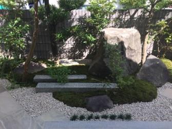 景石after